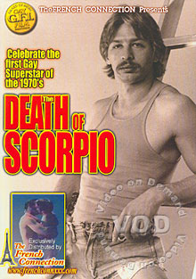 The Death Of Scorpio Box Cover