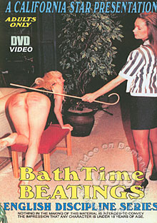 Bath Time Beatings Box Cover