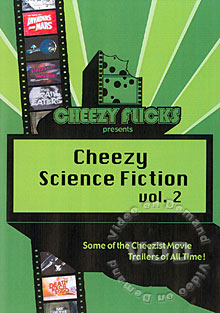 Cheezy Science Fiction Vol. 2