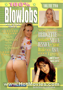 100% Blowjobs Vol. 2 Box Cover