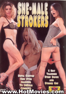 She-Male Strokers Box Cover