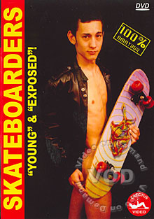 Skateboarders - Young And Exposed
