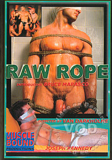 Raw Rope Box Cover