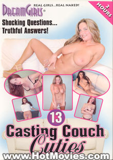 Casting Couch Cuties 13 Box Cover