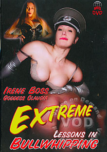 Extreme Lessons In Bullwhipping Box Cover