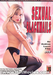 Sexual Blackmails