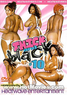 Thick and Black #10 Box Cover