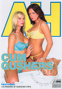 Cum Gushers Box Cover