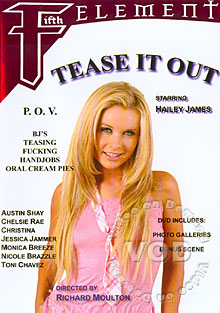 Tease It Out Box Cover