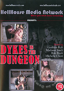 Dykes In The Dungeon Box Cover