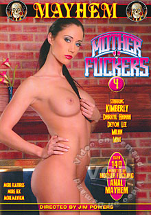 Mother Fuckers 4 Box Cover