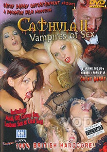 Cathula II - Vampires of Sex Box Cover