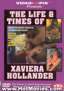 The Life & Times of Xaviera Hollander Box Cover