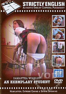 Samantha Woodley - An Exemplary Student Box Cover