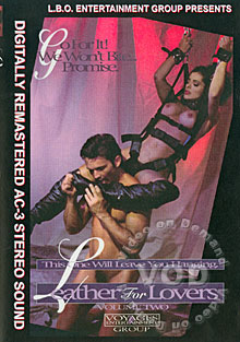 Leather For Lovers Volume Two
