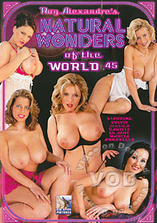 Natural Wonders Of The World 45 Box Cover