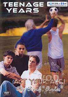 Teenage Years - Act Your Age! DVD 2