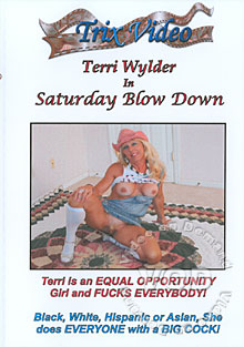 Saturday Blow Down Box Cover