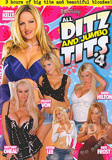 All Ditz And Jumbo Tits #4 Box Cover