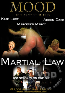 Martial Law Box Cover
