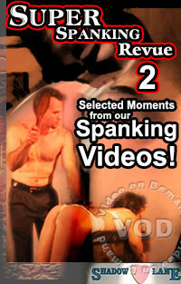 Super Spanking Revue 2 Box Cover