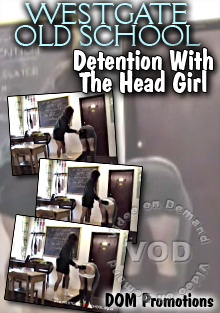 Westgate Old School - Detention With The Head Girl Box Cover
