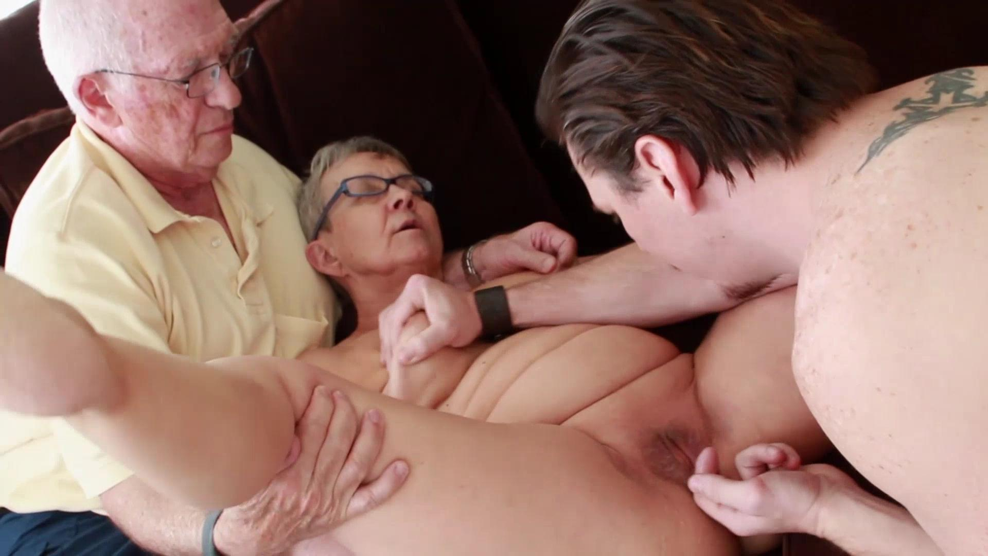 Poor granny gets butt fucked anal abuse 2