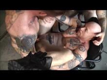 Buck Angel's Ultimate Fucking Club 2 - Tattooed And Screwed Clip 5 01:13:20