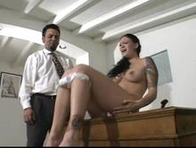 Therapist - Back To Doctor Spank Clip 1 00:16:40