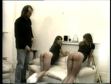 Cause For Caning - An Impromptu Spanking Clip 2 00:24:20