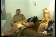 English Spanking Classic #19 :  What Bottoms Are For Clip 1 00:10:00