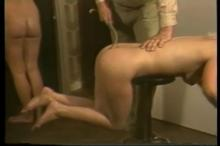 English Spanking Classic #19 :  What Bottoms Are For Clip 2 00:21:00