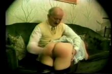 English Spanking Classic #17 - Sugar Cane Jane & Troublesome Daughters Clip 1 00:12:00