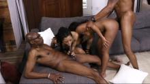 Blacked Out Orgy Gallery