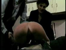 English Spanking Classic #16 - Problem Girls Clip 1 00:14:00