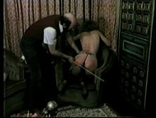 English Spanking Classic #16 - Problem Girls Clip 3 00:37:00