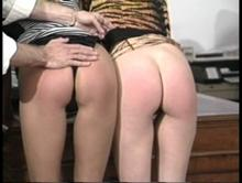 American Spanking Classics #16 - The Missing Report Clip 3 00:36:20