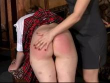 School For Spanking - Day One Clip 5 00:45:40