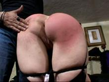 Credit Card Caning Clip 2 00:24:20