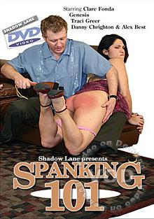 Spanking 101 Box Cover