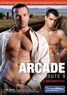 Arcade On Route 9 Box Cover