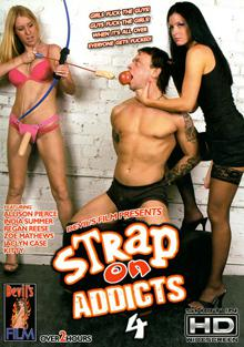 Strap On Addicts 4 Box Cover