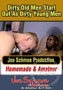 Dirty Old Men Start Out As Dirty Young Men Box Cover