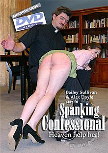 Spanking Confessional Box Cover