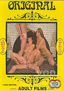 Original Adult Films Box Cover