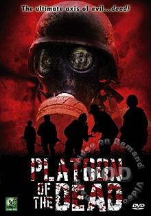 Platoon Of The Dead Box Cover