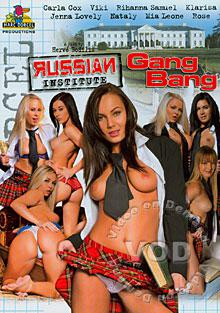 Russian Institute Lesson 13 - Gang Bang (English)