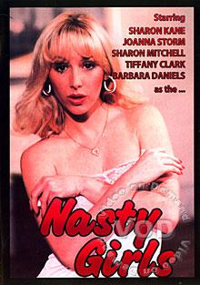Nasty Girls Box Cover