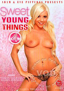 Sweet Young Things 4 Box Cover
