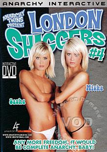 London Shaggers #4 Box Cover